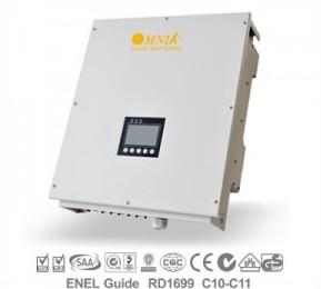 อินเวอร์เตอร์ โซล่าเซลล์ Solar Inverter Omniksol-20k-TL PV-Generate Power 21200W เทคโนโลยีจากประเทศเยอรมนี